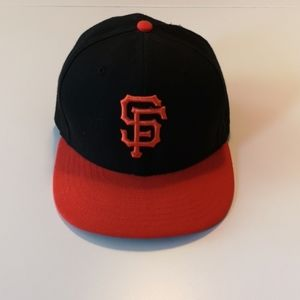 San Francisco Giants fitted NewEra hat